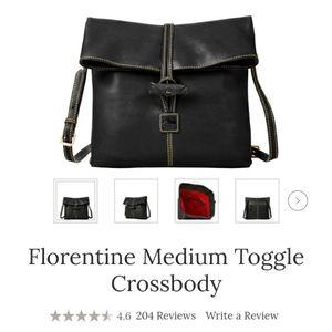 Dooney and Bourke Florentine Medium Toggle